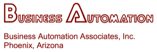 Business Automation Associates, Inc. - Brooks Hilliard CMC, CCP
